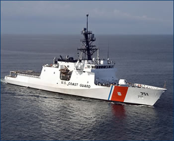 USCGC Waeshe photo courtesy of the USCG